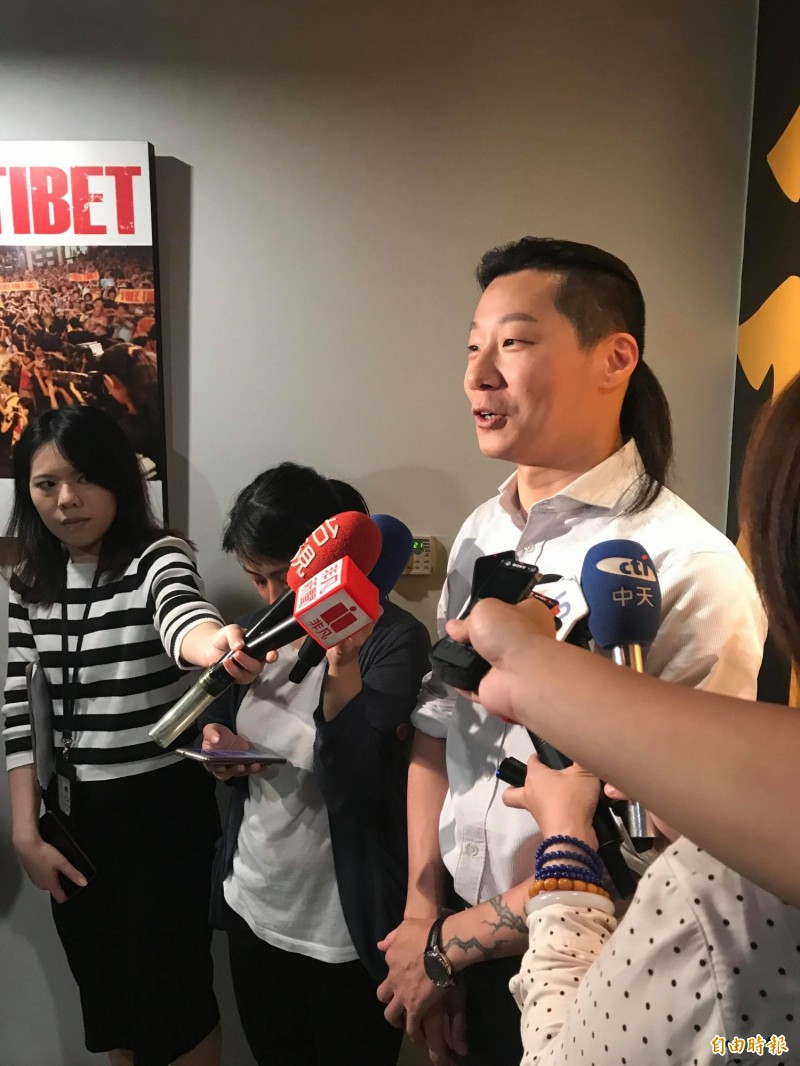 閃靈入圍6項! 林昶佐:我練團出席率跟韓國瑜在國會一樣