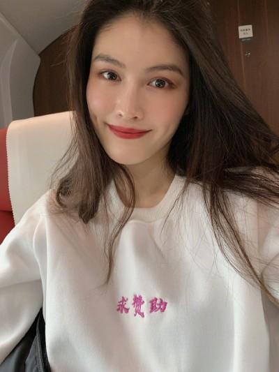 胸部以下「全透視」!中國第一超模這樣穿網看傻