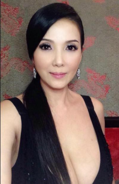 丁國琳嘆「心情不美麗」 解放F級豪乳神秘三角洲見客