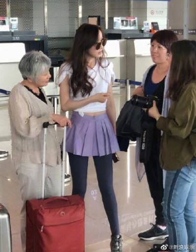 不愧是台灣第一美女!51歲蕭薔超辣身材曝光...網友全跪了