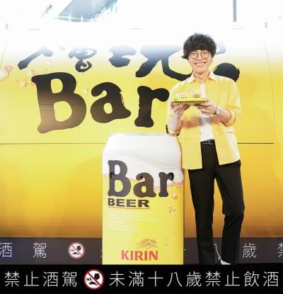 品牌17年來首位代言人! 盧廣仲創作常配這杯