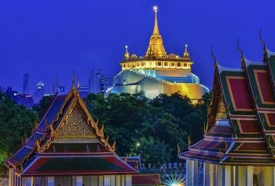 遊泰禮佛訪寺廟  品味泰式獨特建築與風格