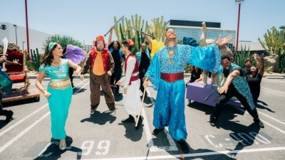 (影音)威爾史密斯High跳歌舞!《阿拉丁》全台飆破2千萬