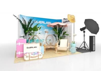 高CP值夏日活動 500元抵嬌蘭產品+拍韓系證件照