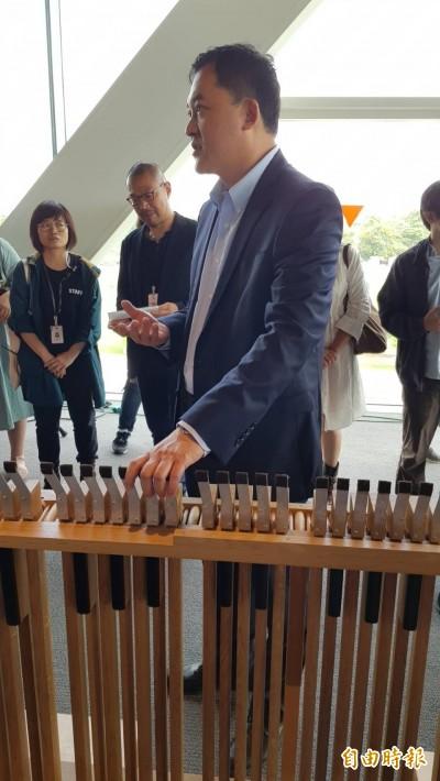 管風琴專家劉信宏:卡麥隆讚衛武營危機處理速度驚人