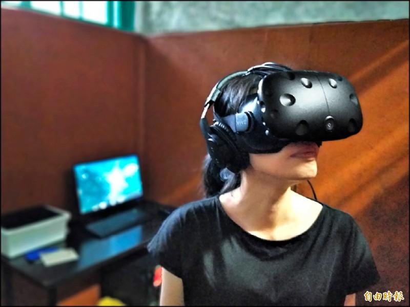 【藝術文化】人權博物館VR實境體驗展 白色恐怖的斷簡家書