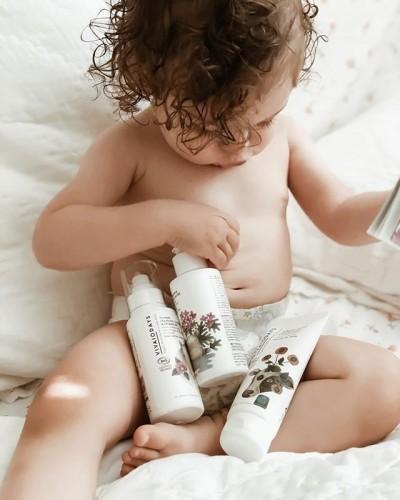 媽咪寶貝有機天然新選擇  寶寶界時髦新星登場