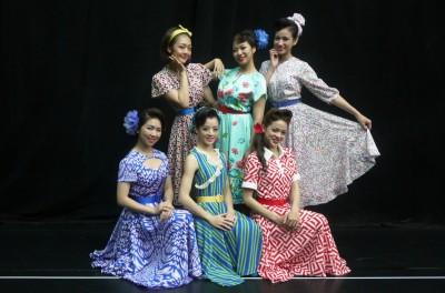 青春Plus  《再會吧 北投》女舞者定裝照曝光