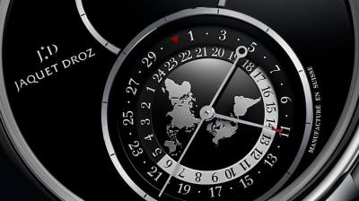 (影音)自古貴族愛牌推出大秒針兩地時間錶 開出這價格!