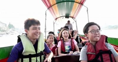 壯遊泰國遇水上計程車驚魂 小背包客憂解體