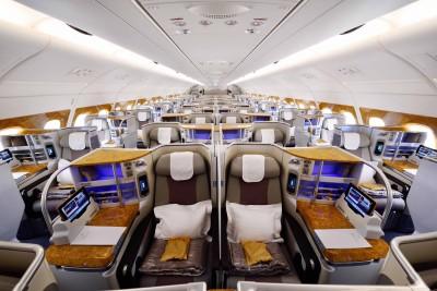 阿聯酋商務艙限時優惠  票價52,600元起