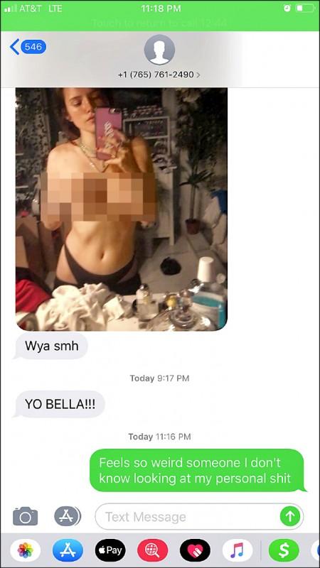 迪士尼女星反擊駭客勒索   搶先公開裸照