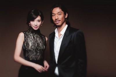 44歲林志玲取經    美麗大嫂泡溫泉懷孕