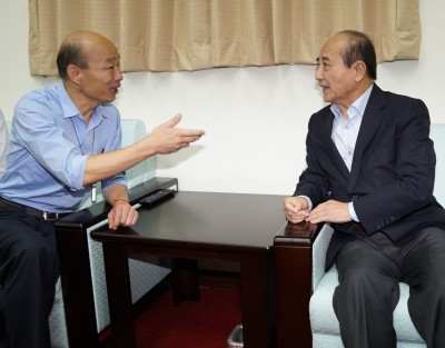 突拜會王金平 名嘴爆:「郭王合作」是韓國瑜隱憂
