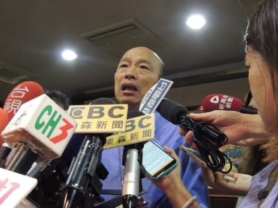 韓國瑜初選勝出  他預言「蔡英文大選穩了」