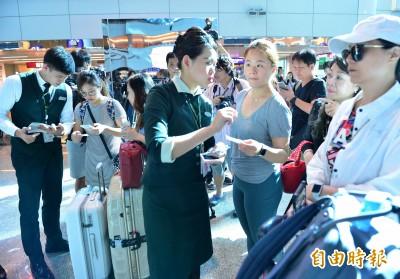 長榮罷工  旅行業者:旅客權益優先 視航班情況找尋替代航班