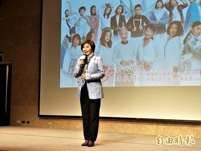 追隨廖瓊枝推廣歌仔戲 唐美雲決定明年成立基金會