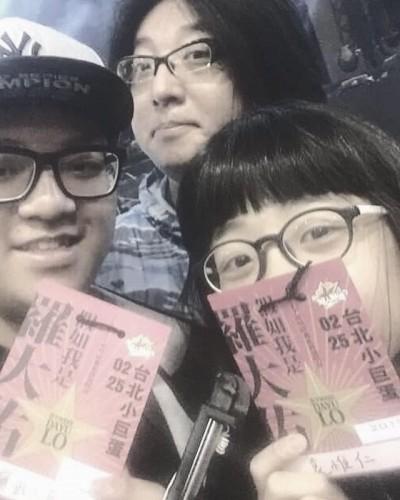 催淚!袁惟仁51歲生日 女兒感傷:希望有人幫你點蠟燭