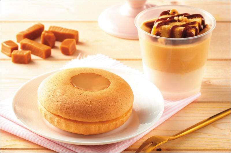 全聯聯名森永牛奶糖 7款甜點獨家開賣