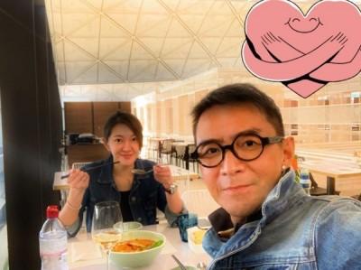 香港小虎隊成員梅開二度 終身套牢台灣女友