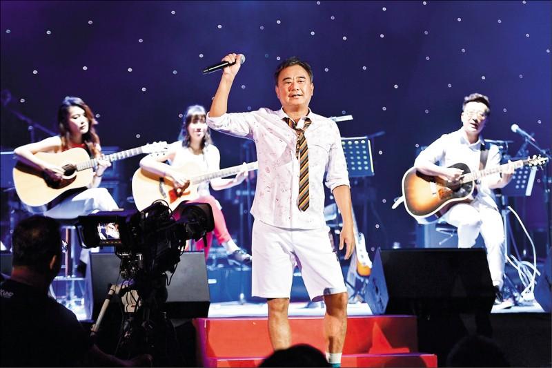 陳昇用歌聲挺港人 歡迎來台盡情說話