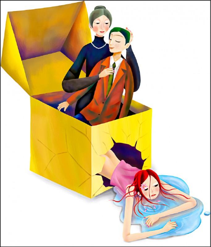 〈婚姻幸福學〉設好平衡點 婆媳子大和解
