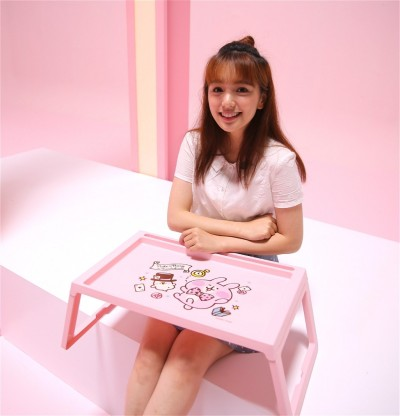 小七聯名再出招!卡娜赫拉變身夢遊仙境集點 首度上市超萌甜點