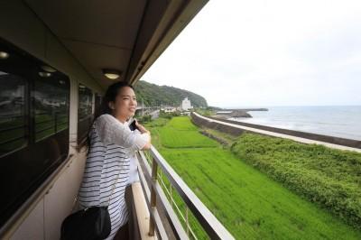 搭乘太平洋景觀列車 遊訪高知縣東部祕境