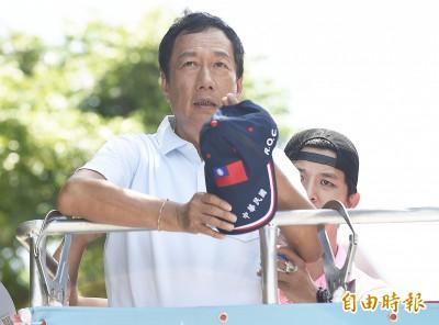 郭董慘輸韓國瑜爆他拱「脫黨參選」 年代老董火大了!