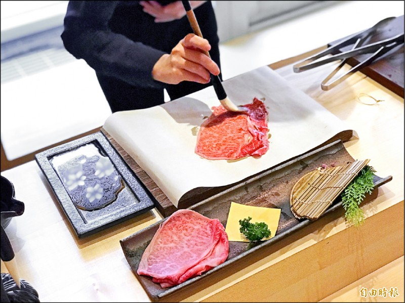 【消費新聞】世界的盡頭和牛套餐 展現極致美味