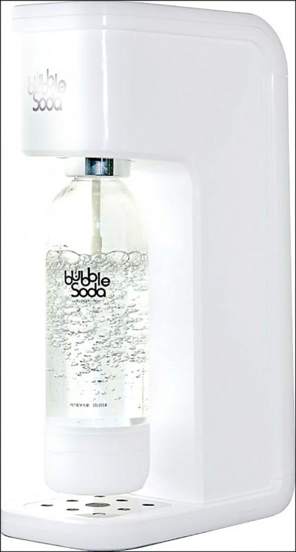 【消費專題】超商也賣氣泡水機