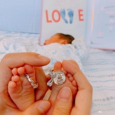 安以軒「心臟問題」剖腹產子 堅持給百億尪完整的家