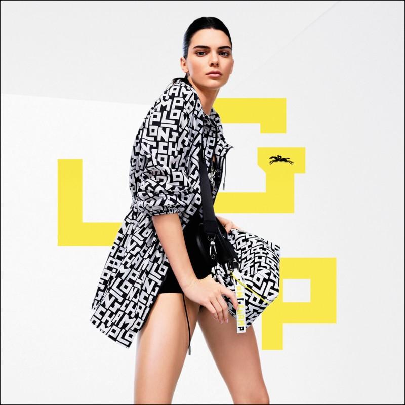 【時尚大道】輕「螢」一夏:Longchamp,螢光小細節