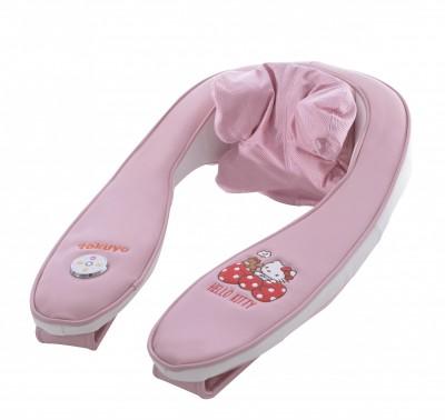最萌的粉紅按摩椅!Hello Kitty聯名版 只有台灣買得到