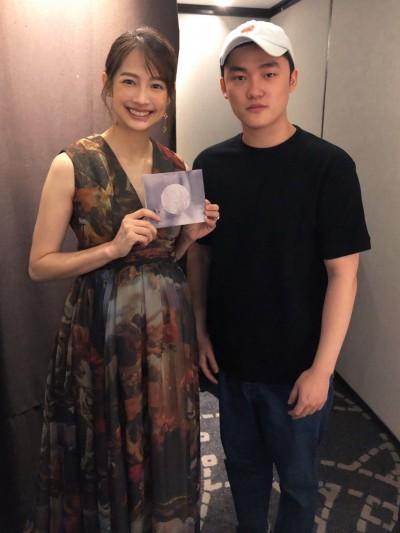 李國毅簡嫚書讚「超好聽」 新人歌手預告開唱