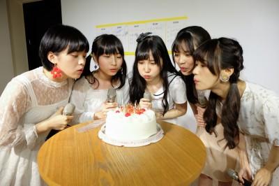 AKB48 Team TP生日會 想揪團玩狼人殺看誰最雷