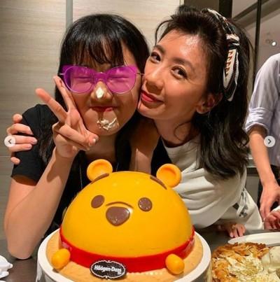 中國網友詆毀繼母林若亞 14歲梧桐妹氣炸反擊