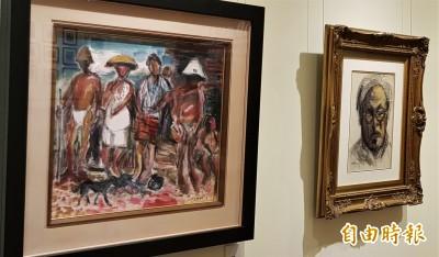 為台灣藝術家承先啟後 國美館做到多少?