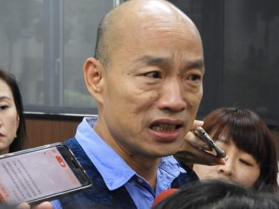 支持韓國瑜 名嘴砲轟「國瑜黨不倒,台灣一定倒」