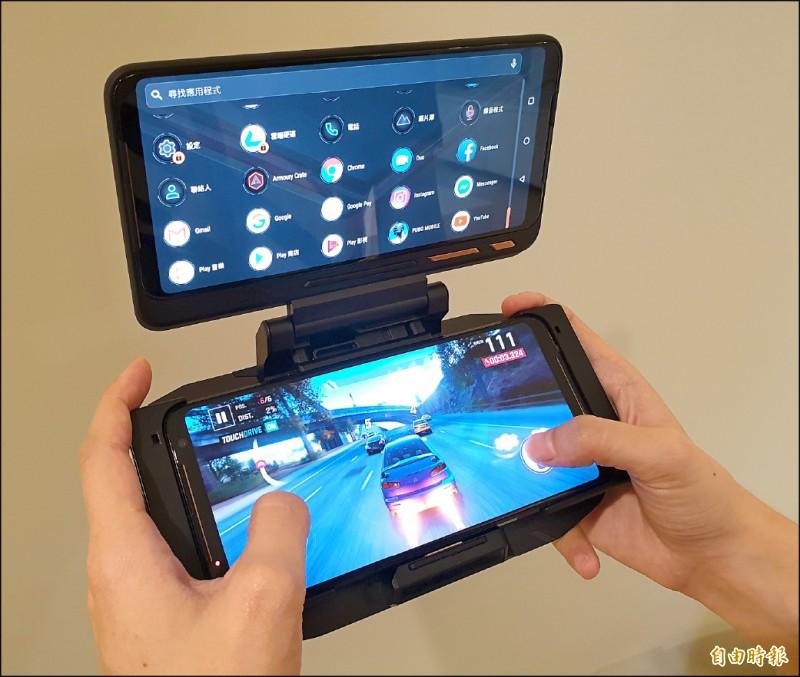 【消費新聞】華碩最強電競手機 ROG Phone II來了 全球首發S855+高頻版處理器、最大電池、最強拍照 台灣8月上市