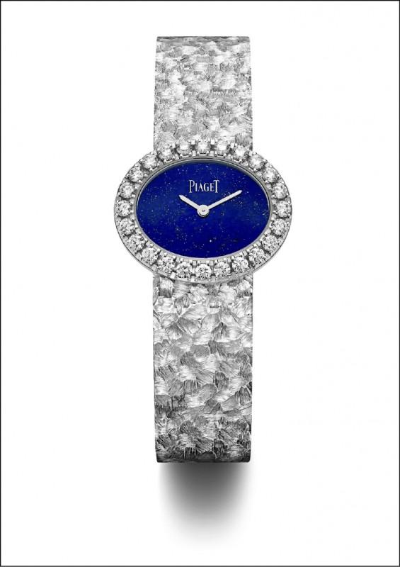 【消費新聞】伯爵Extremely Lady珠寶錶 致賈姬90歲冥誕