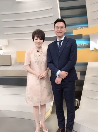 林飛帆接下民進黨副秘  真實原因竟是為了韓國瑜