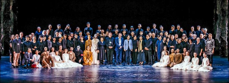 【文化.藝術】《新娘妝》返台演出 林美虹感受到台上台下驚人的能量