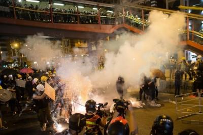 「香港,到底怎麼了?」 她籲珍惜台灣民主自由