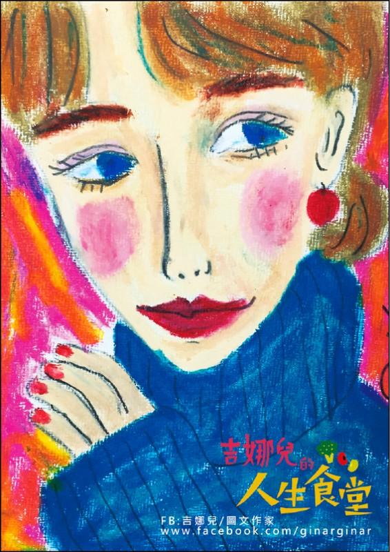 【兩性異言堂】〈吉娜兒的人生食堂〉水果泡芙:和單純的自己相遇