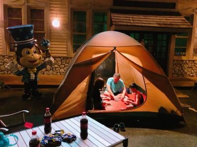 六福村「野」性住宿 主題露營夜訪動物趣!