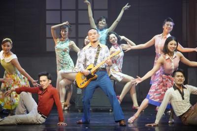 台北首演掃到颱風尾 《再會吧北投》plus邀觀眾8/13再相會