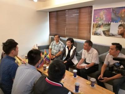 宣示全國社造會議啟動 鄭麗君走訪台中石岡