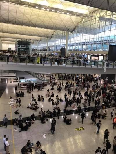 反送中》為何癱瘓香港機場? 何韻詩爆關鍵重點