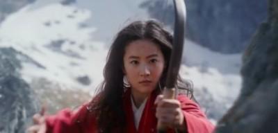 中國人踢鐵板!劉亦菲聲援港警   網反制拒看《花木蘭》